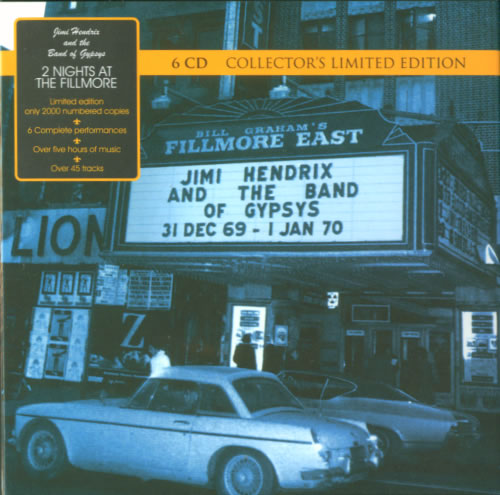 2 Nights at the Fillmore East