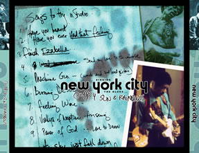Gypsy Sun & Rainbows - New York City