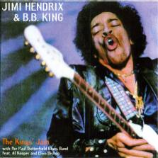 Jimi Hendrix and BB King - The King's Jam